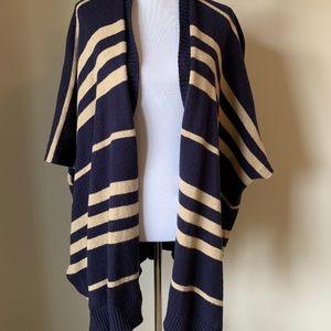 GAP One-size poncho cardigan